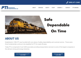 professionaltransportationinc.com