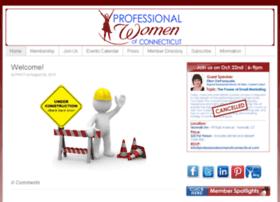 professionalwomenofconnecticut.com
