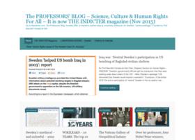 professorsblogg.com