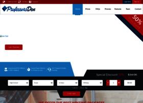 professorsden.com
