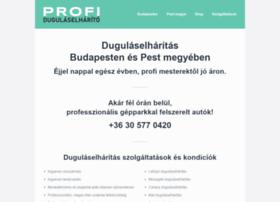 profidugulaselharito.hu