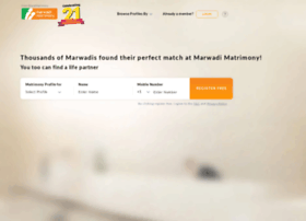 profile.marwadimatrimony.com