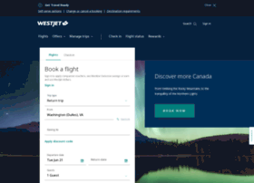 profile.westjet.com