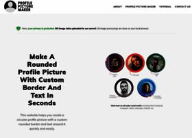 profilepicturemaker.com
