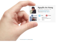 profiles.nguyenanhung.com