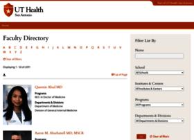 profiles.uthscsa.edu