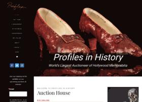 profilesinhistory.com