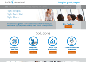 profilesinternational.com