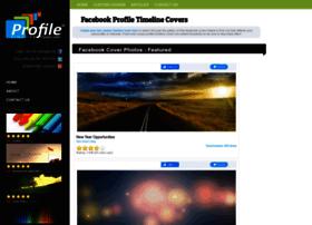 Profiletimelinecovers.com
