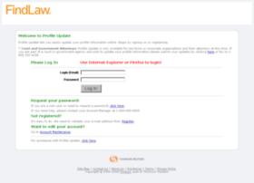 profileupdate.findlaw.com