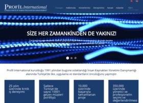 profilinternational.com