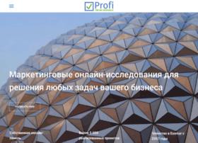 profiresearch.ru