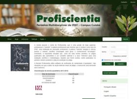 profiscientia.ifmt.edu.br