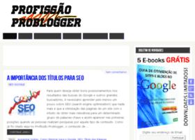 profissaoproblogger.com