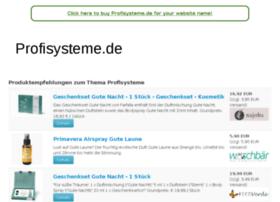 profisysteme.de