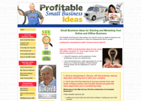 profitable-small-business-ideas.com