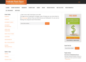 profitableplantsdigest.com