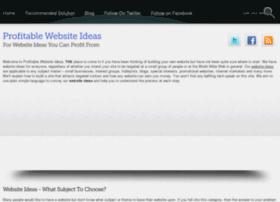 profitablewebsiteideas.com