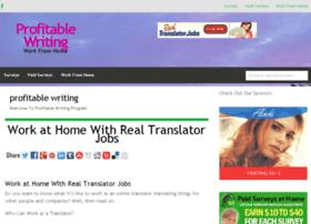 profitablewritingprogram.com