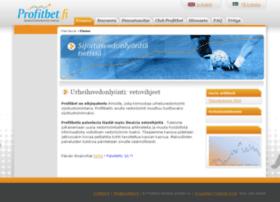 profitbet.fi