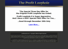 profitloophole.com