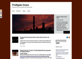 profligategrace.com