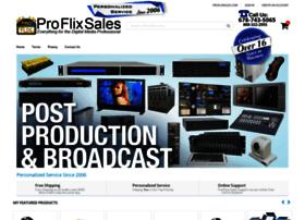 proflixsales.com
