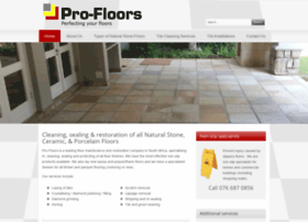 profloors.co.za