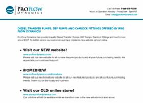 proflowdynamics.com