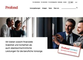 profond-vorsorgeeinrichtung.ch