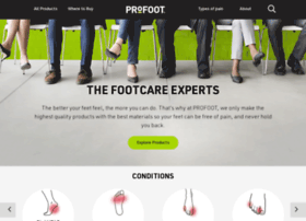 profoot.co