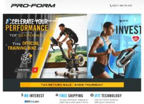 proformfitness.com