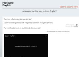 profound-english.com