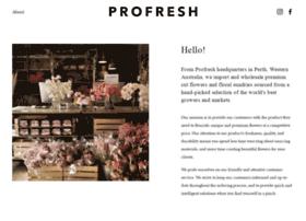 profresh.com.au
