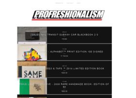 profreshionalism.bigcartel.com