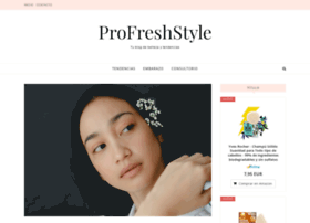profreshstyle.com