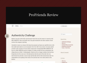profriendsreview.wordpress.com