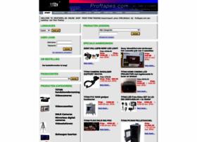 proftapes.com