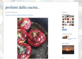 profumidallacucina.blogspot.com