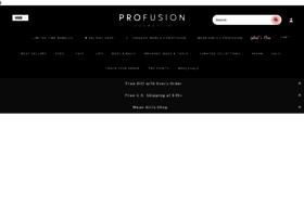 profusioncosmetics.com
