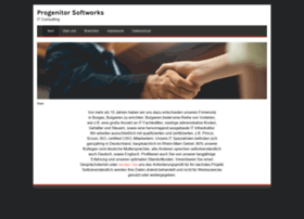 progenitor-softworks.com
