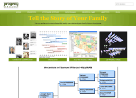 progenygenealogy.com