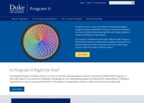 program2.duke.edu
