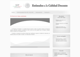 programaestimulos.sep.gob.mx