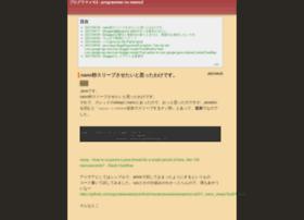 programamemo2.blogspot.com