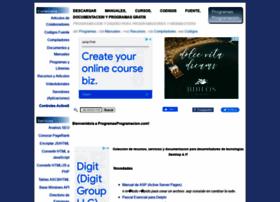 programasprogramacion.com