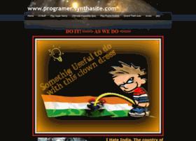 programer.synthasite.com