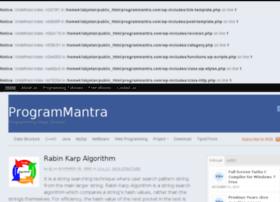programmantra.com