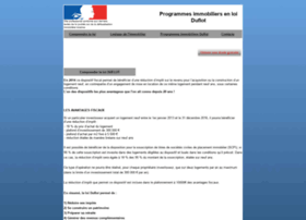 programme-immobilier-loi-duflot.org