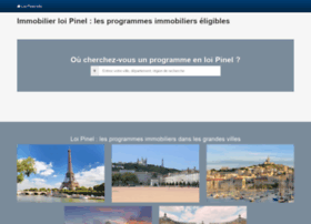 programme-immobilier.loi-pinel-info.org